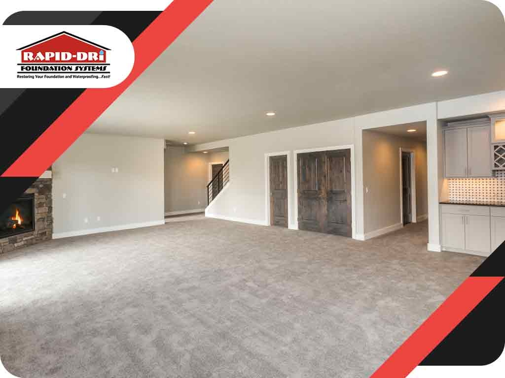 Effective Ways to Get Rid of Basement Mold and Mildew