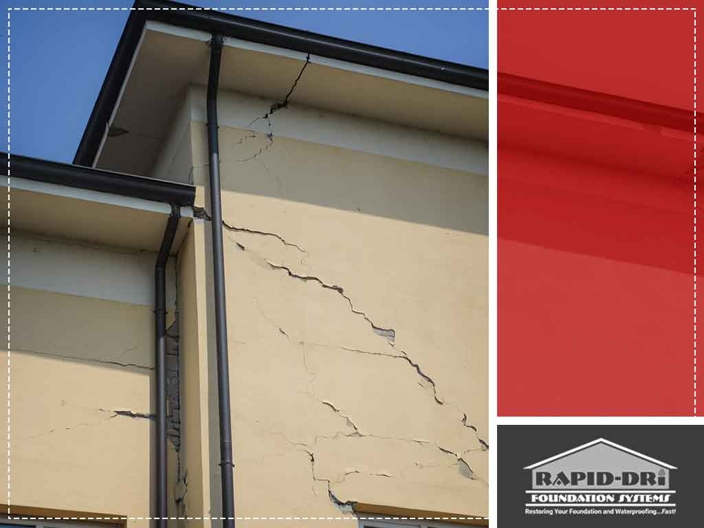 Types of Foundation Cracks and What They Mean