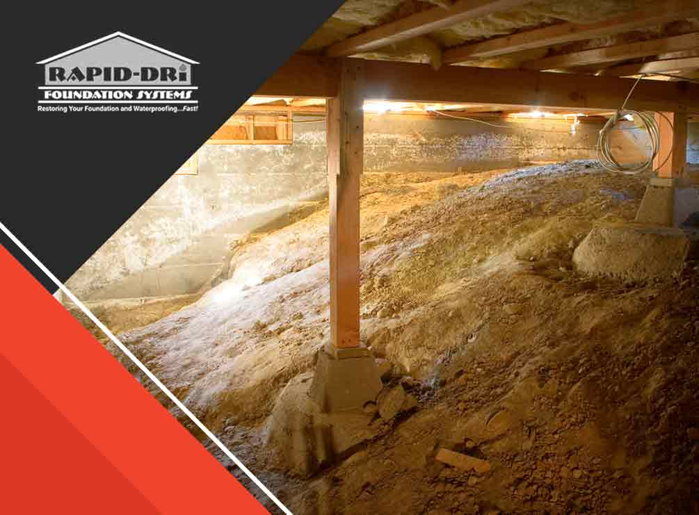 DOES CRAWL SPACE ENCAPSULATION REALLY MATTER