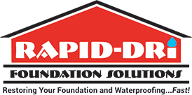 Rapid-Dri Foundation Solutions